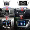 For Solaris 1 2 Hyundai Accent Verna 2G   32G Car Radio 2 din android 8 1 Video multimedia Player Navigation GPS WiFi 2011-2018 discount