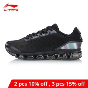 Image 1 - リチウム寧女性バブルアーククッションランニングシューズ tpu サポート ln アークライニング李寧エアクッションスポーツ靴スニーカー ARHN002 XYP878