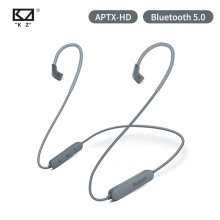 KZ aptX HD módulo inalámbrico Bluetooth 5,0 Cable conector de 2Pin para KZ zsn/ZS10 Pro/AS16/ZS10/AS10/AS06 CSR8675 IPX5 AAC(China)