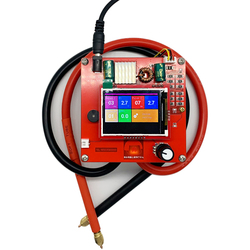5.4V 400F Portable Spot Welder Equipment DIY Capacitor Pulse Spot Welding Machine Set Digital Display Welder Tools 0.25mm Nickel