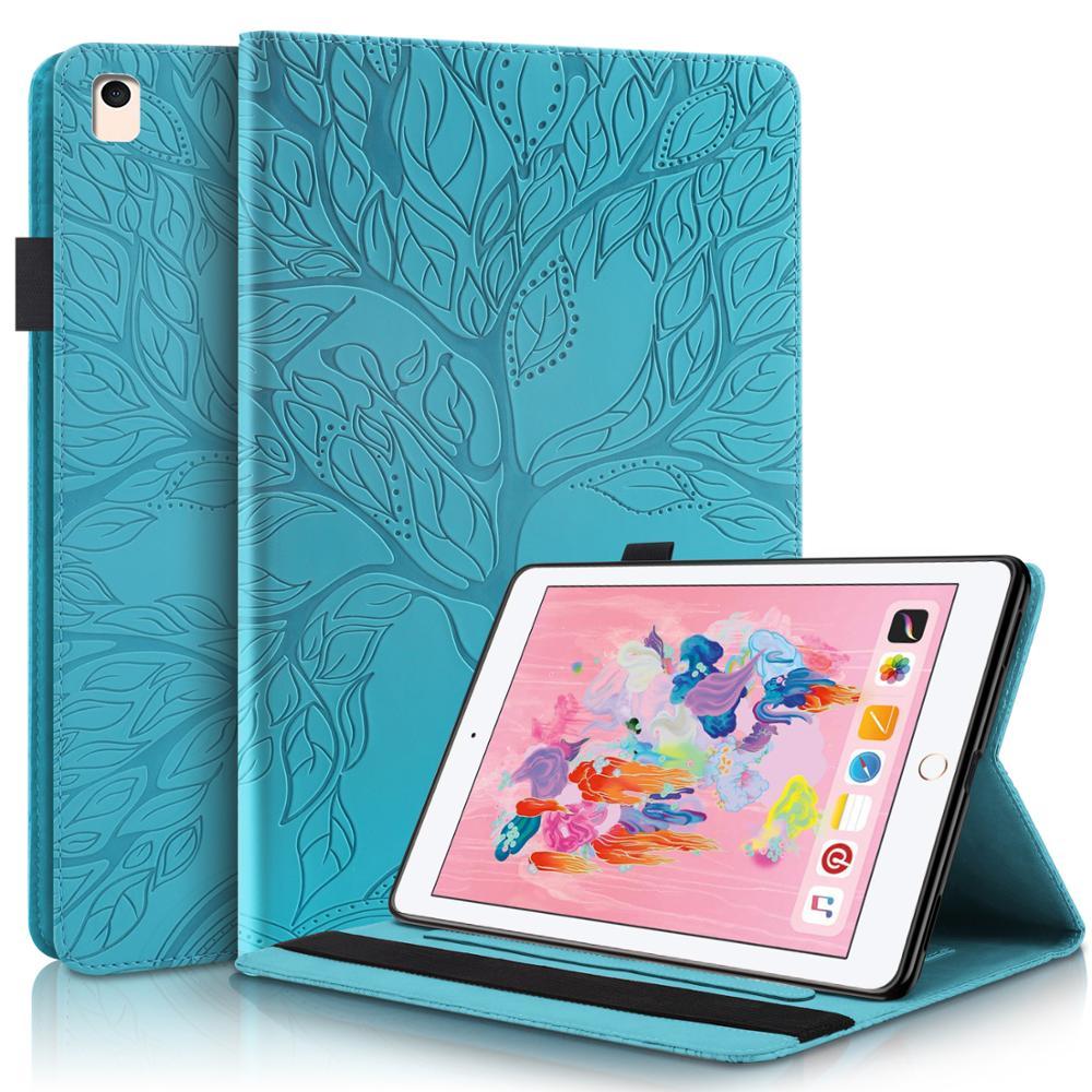 Caso tablet para samsung galaxy tab um 10.1 polegada 2019 tablet t510 t515 a7 t500 couro inteligente sono wake suporte folio capa