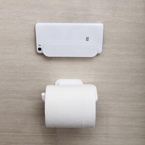 Image 5 - Xiaomi mijia HL banyo 5 in 1 takım Sabun Diş Kanca saklama kutusu ve telefon tutucu Banyo Duş Odası Aracı
