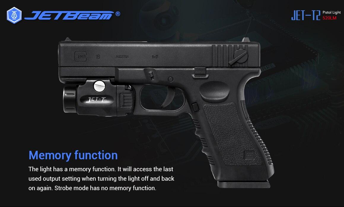 com 16340 bateria para várias pistolas