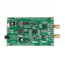Lldz analyseur de spectre de Source de Signal USB, 35 4400M, outil danalyse de domaine de fréquence RF, avec Module de suivi de Source