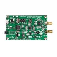 USB LTDZ 35 4400M Spectrum Signal Source Spectrum Analyzer z modułem źródła śledzenia narzędzie do analizy częstotliwości RF