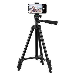 Держатель для вашего мобильный телефон со штативом для xiaomi mi 9 iphone 11 регулируемый штатив для камеры подставка для телефона tik tok poco f2 pro
