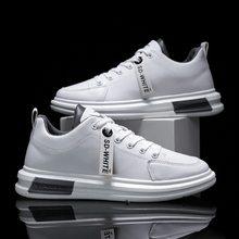 Sneakers de styliste à lacets et confortables pour hommes, chaussures de sport décontractées masculines, plates, nouvelle collection 2020