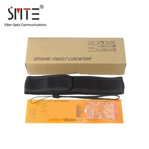 Image 5 - 무료 배송 10 mw 시각 장애 탐지기 붉은 빛 레이저 소스 광섬유 케이블 테스터 테스트 도구 플라스틱 15 20km
