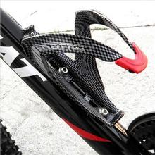 MTB Bike Road Bike Bottle Cage Carbon Fiber Glass Water Bottle Cage Bottle Holder Bicycle Accessories цена