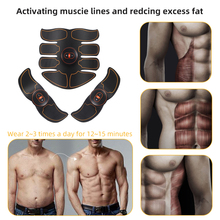 цена на Body Slimming Belt Muscle Stimulator ABS Abdominal Muscle Roller Home Fitness Sports Trainer Equipment