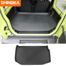 Cargo-Liner Car-Interior-Accessories Jimny for Suzuki Rear-Trunk Mat Cushion Tpe-Pad