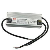 Meanwell-controlador LED regulable de 320w, HLG-320H-C1400B para 6 uds. cree cxb3590 clu048 12c4 vero29, kit de luz de cultivo