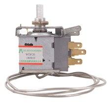 3-х контактный термостат холодильника регулятор температуры датчик переключатель 3 фута 220v 250v 50/60 ч морозильник холодильник запасные части