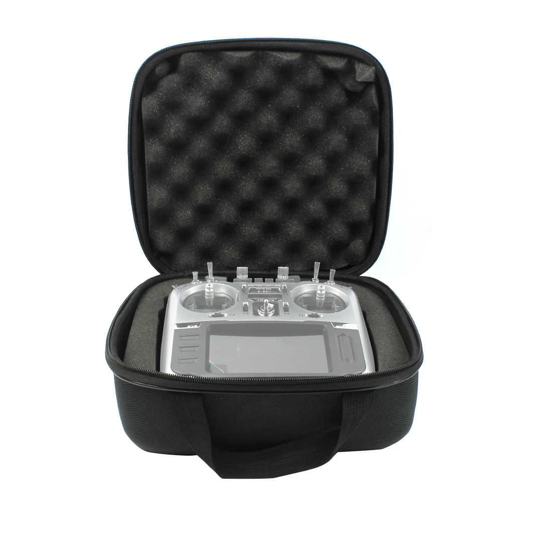 Sac de rangement universel en Nylon pour télécommande pour cavalier T16 Pro FrSky X9D pour Radiolink AT9S pour contrôleur Radio Flysky