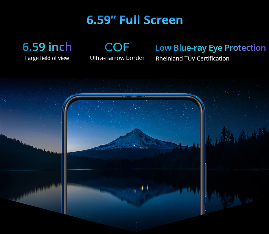 Honor 9X Kirin 810 7nm Octa core Smartphone 48MP Dual Camera 6.59 Full Screen Pop Up Front Camera Google Play (11)
