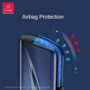 Image 4 - Funda pour Xiaomi Mi 10 Case 100% XUNDD officiel autorisé coussins gonflables de luxe couverture arrière anti chute pour Mi10 Pro