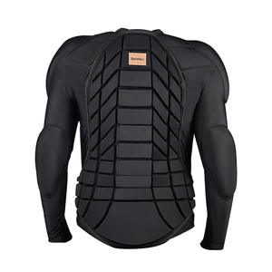 Back-Protector Sports-Shirts Spine Anti-Collision-Armor Skiing Benken Ultra-Light Outdoor-Sports