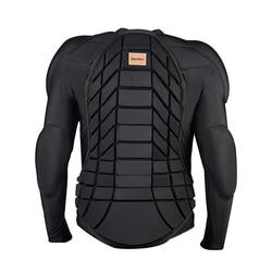 BenKen, camisetas deportivas anticolisión para esquiar, equipo de protección ultraligero, protección para deportes al aire libre, armadura anticolisión, Protector de columna vertebral