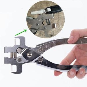 1 set Car Key Disassembly Plier Car Folding Remote Peg Install Flip Key Blade Pins Remover Tool for LockSmith Kit car keys