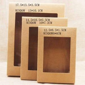 Image 5 - Coffret bricolage en papier Kraft couleur Vintage