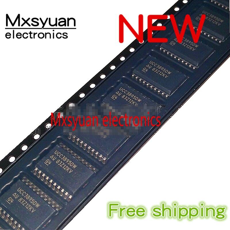50 ~ 100 шт. UCC3895DW UCC3895DWTR UCC3895 лапками углублением SOP-20 новых Напряжение регулятор переключатель контроллер