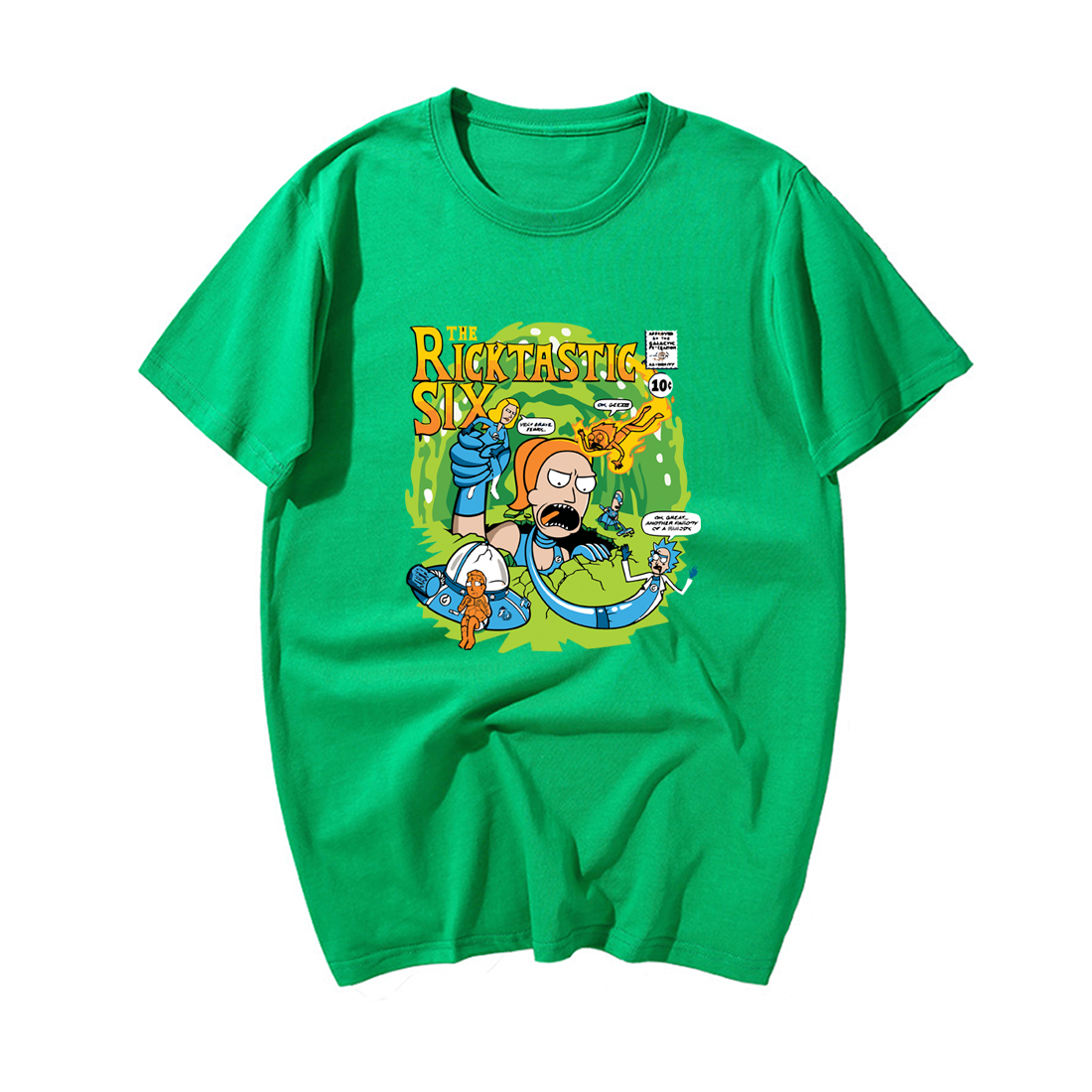 New Rick &Morty Super Cool T-shirts