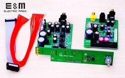 32 K-192 K PCM DAC tablero terminado DSP LPF Filtro de dos etapas Plug And Play HDAM soporte de salida con función de Control remoto