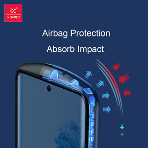 Image 3 - Per Samsung Note 20 custodia protettiva antiurto Ultra XUNDD custodia protettiva paraurti Airbag custodia trasparente per Samsung Note 20