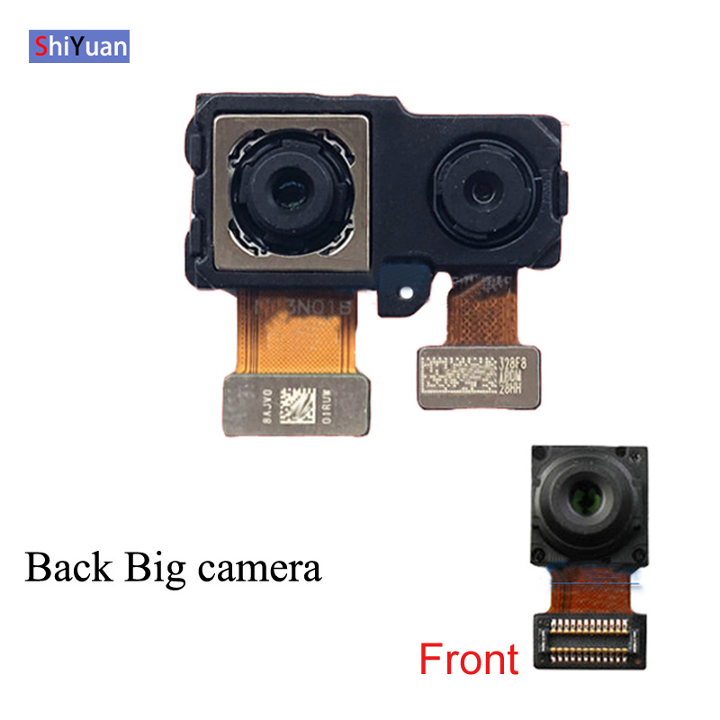 For Huawei Honor 10i Honor 20 Lite 20 Lite Back Main Rear Big Camera Small Front Camera Flex Cable Ribbon