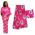 Fashionable Pink Afr...