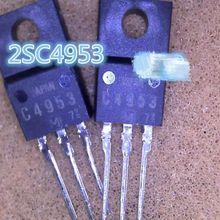 10 шт./лот 2SC4953 C4953 TO-220F в