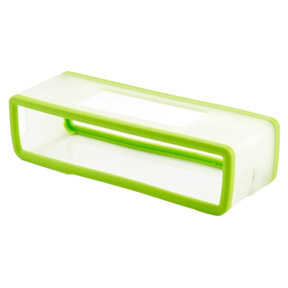Portable Silicone Case For Bose SoundLink Mini 1 2 Sound Link I II Bluetooth Speaker Protector Cover Skin Box Speakers Pouch Bag image