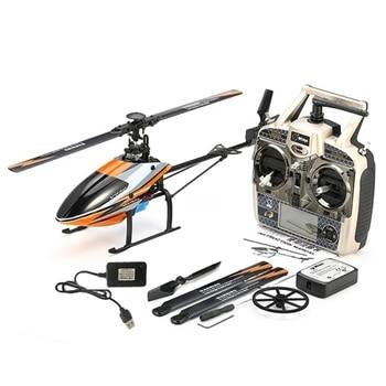 WLtoys V950 Big Helicopter 2.4G 6CH 3D6G System Brushless Motor Flybarless RC Helicopter RTF RC Toys