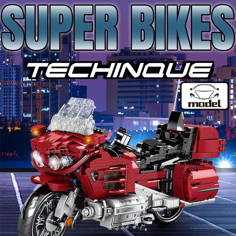 SEMBO Block Mechanic Technical Motorcycle
