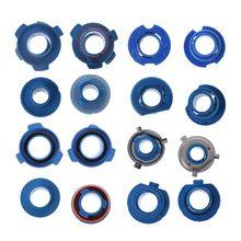 2pcs LED Headlight Bulb Base Adapter Socket Holder 880/HB4/HB3/H11/H7/H4/H3/H1 for Car Halogen Headlamps Q9QD