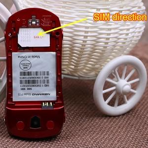 Image 5 - Newmind F15 Auto Modell Taschenlampe Dual Sim Karten Mp3 Mp4 FM Radio Recorder Flip Handy Auto Modell Mini Zelle Mobile telefon P431