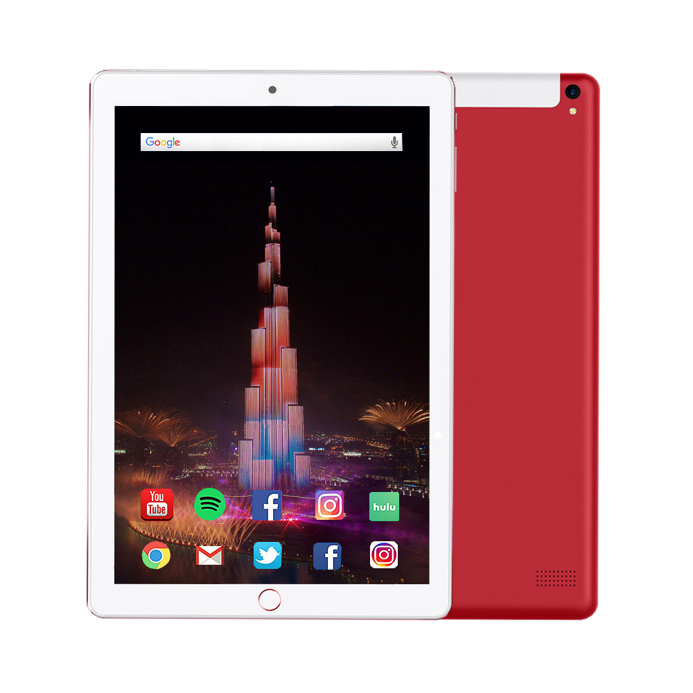 NEW 10.1 Inch Android Tablet PC 10 Core 1280*800 Android 6GB RAM 128GB ROM IPS Dual SIM 4G Phone Call Tab Phone Pc Tablets