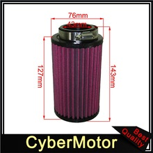 43mm Air Pod Filter Cleaner For Yamaha Banshee YFZ 350 ATV 26mm Stock Carburetor