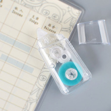 Correction-Tape Glue 1pcs Stationery-Decoration Non-Printed-Dot Type Simple Suitable-For