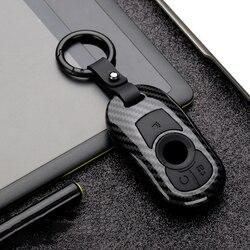 2019 yeni plastik araba anahtar kapağı kılıfı OPEL Astra için Buick ENCORE ENVISION yeni LACROSSE anahtar yüzükler kabuk korumak araba Styling