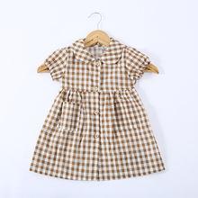 Оптовая продажа 2020 детские летние Очаровательные платья для