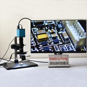 Image 3 - Full HD Sony Cảm Biến Điện Tử Video 3D Kiểm Tra Kính Hiển Vi 2D 3D Chuyển Đổi Quang Kính Phóng Đại Hình Ảnh Quay Video Ghi Âm