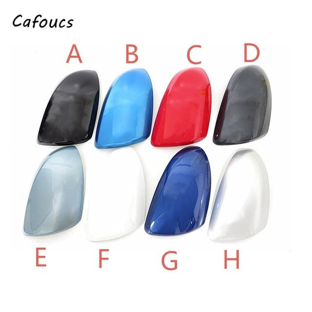 Cafoucs למאזדה 2 מאזדה 3 1.6 צד מראה אחורית כיסוי מראת כובע עם את צבוע צבע