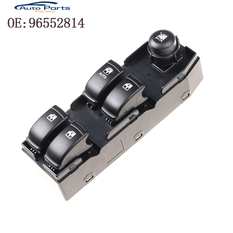 New High Quality Front Left Window Lifter Switch for Chevrolet Optra Lacetti 96552814(China)