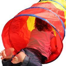 HobbyLane Spielen Tunnel Spielzeug Zelt Baby Kinder bis Entdeckung Rohr Playtent