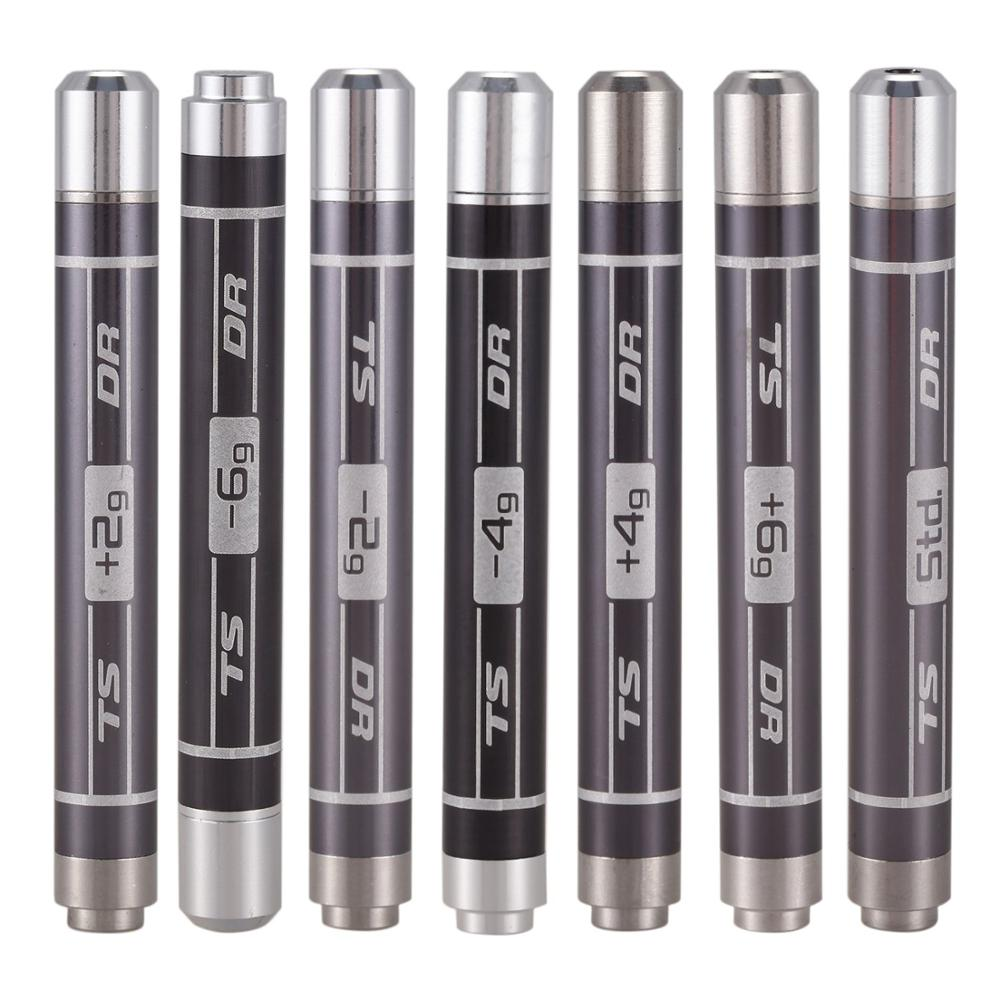 Fit For Titl Eist Driver Ts3 Magnetic Surefit Cg Weight -6G -4G -2G Std +2G +4G +6G & Weight Kit Set