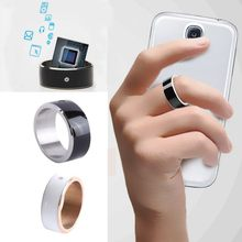 Smart Ring NFC Lock Rings App IP68 Magic Wearable Accessories for Samsung Galaxy J Sony Android NFC Mobile Black Finger Ring(China)
