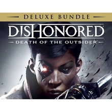 Dishonored: Death of the Outsider- Deluxe Bundle(PC) [Цифровая версия]