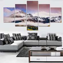 Wall Art Canvas Painting 5 Pcs Large Canvas Print Pictures For Living Room Gift Decoration Home Living Room Picture classic lion series paintings 5 piece large canvas print wall art modular painting on decoration pictures zt 3 60