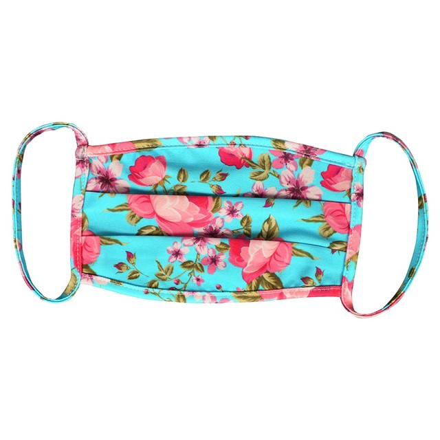 5Pcs/lot Adult Fashion Printing Face Cover Mask Reusable Washable Windproof Mask For Outdoor Sports Essential masque 5